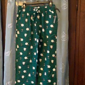 Winter PJ pants